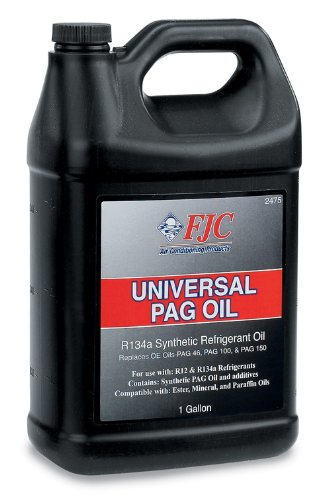 FJC 2475 Universal PAG Oil - 1 Gallon