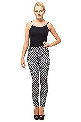 Suhi Women's Stylish Trousers (Grey) Free Size