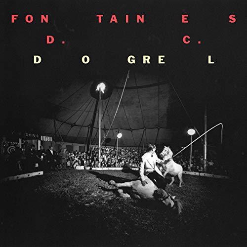 Vinilo : Fontaines D.C. - Dogrel (LP Vinyl)
