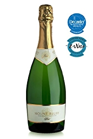 Mount Bluff Sparkling Brut NV - Case of 6