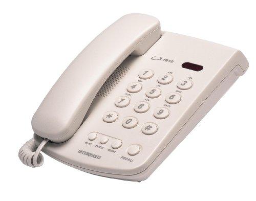 Interquartz 9310 IQ10 Telephone - Grey image