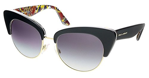 DG-Dolce-Gabbana-Womens-0DG4277-Cateye-Sunglasses-Top-BlackHandcart-52-mm
