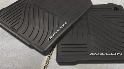 genuine 2013 toyota avalon all weather floor mats gayle. Black Bedroom Furniture Sets. Home Design Ideas