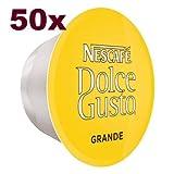 50 X Nescafe Dolce Gusto Grande Coffee Capsules