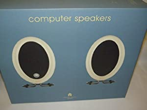 Michael Graves Computer Speakers 10 Watt
