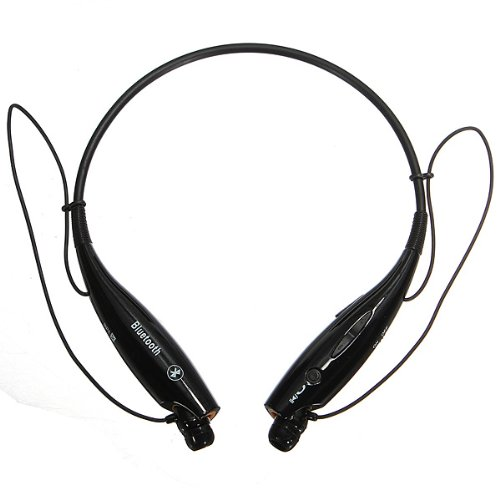 Hv-800 Wireless Bluetooth Music Stereo Universal Headset Headphone (Black)