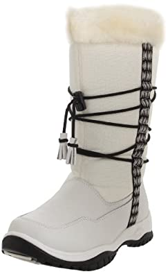Baffin Women's Amak Snow Boot,White,10 M US