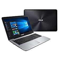 Asus X555UB 15.6-Inch Full HD Laptop (6th Generation Intel Core i5 6200U, 2.3GHz, 8GB RAM, 1TB 7200rpm HDD, NVIDIA GeForce 940M, DVD, Bluetooth, HDMI, HD Webcam, Windows 10 Home), Black