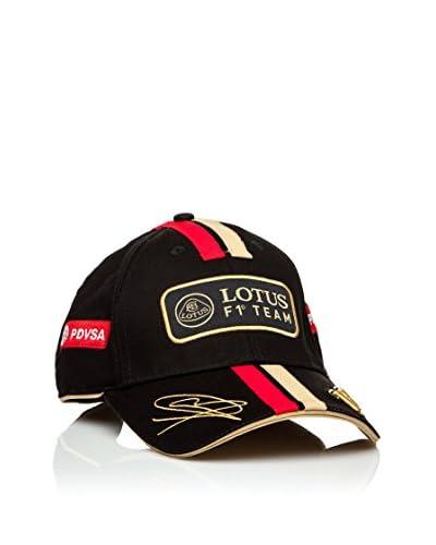 Lotus Gorra F1 Réplica Negro