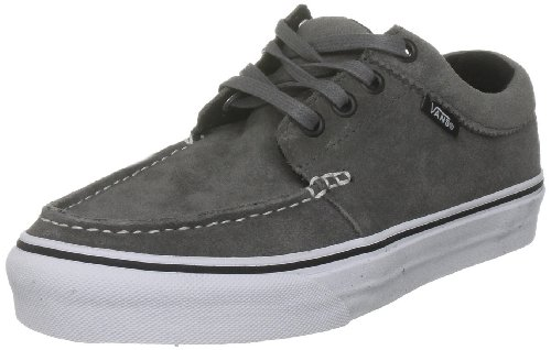 Vans Unisex-Adult 106 Moc (Suede) Pewter Trainer VNJILG7 2.5 UK