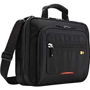 Case Logic 14-Inch Security Friendly Laptop Case (ZLCS-214)