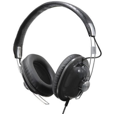 Stereo Headphone Black Stereo Headphone Black
