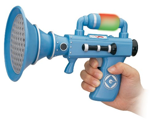 Despicable Me 2 Fart Blaster: A Despicable Minion Gadget (Noise Gun compare prices)