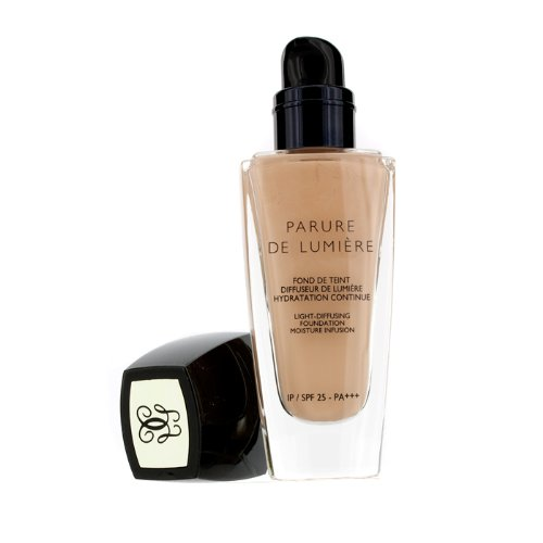 ゲラン Parure De Lumiere Light Diffusing Fluid Foundation SPF 25 # 13 Rose Naturel 30ml 1oz並行輸入品