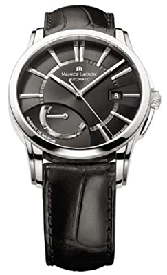 Maurice Lacroix Men's PT6168-SS001331 Pontos Pontos Black Dial Watch from Maurice Lacroix