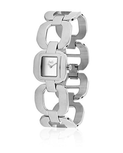 D & G Reloj de cuarzo 14791 Plateado