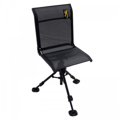 Learn More About Browning Camping Shadow Hunter Seat Blind Black