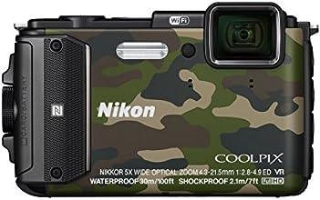 Nikon Coolpix AW130 Fotocamera digitale 16.76 megapixel [Versione EU]