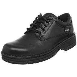 Eastland Women's Plainview Oxford,Black,8 M US