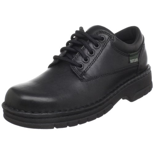 Eastland Women's Plainview Oxford,Black,9 M US