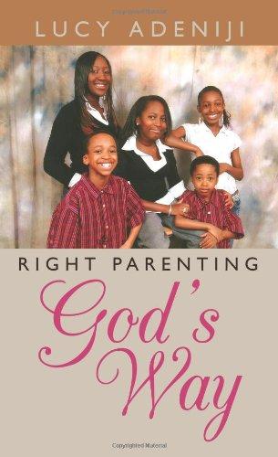 Richtige Kindererziehung: Gottes Weg