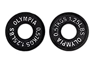 Black Olympic Plate