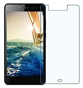 OPUS TEMPERED GLASS FOR Micromax Canvas Mega 4G Q417 + OTG CABLE FREE + TRAVEL USB CHARGER + MICRO USB CABLE
