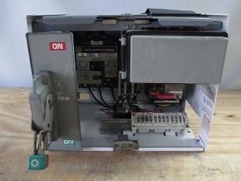 Square d model 6 size 2 30 amp breaker mcc bucket starter for Square d motor logic