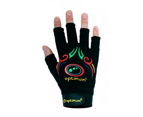 Optimum Boy's Stik Mit Rugby Gloves - Bokka, Large