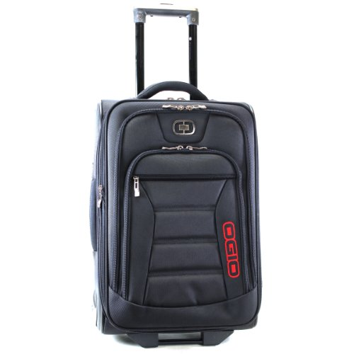 OGIO Luggage Frenzy 21-Inch Bag, Black, One Size B008RTO6TW