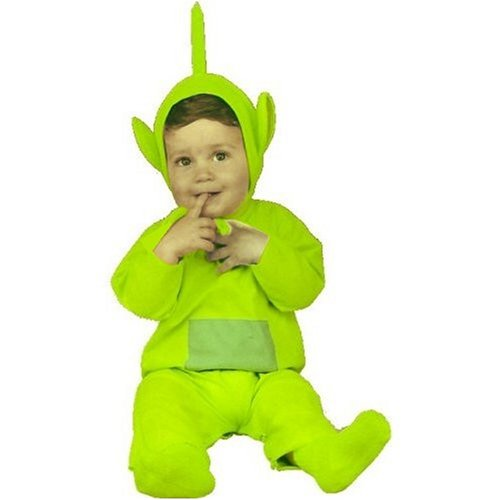 Teletubbies Dipsy Green Baby Costume Infant Walker up to 12 Months - Buy Teletubbies Dipsy Green Baby Costume Infant Walker up to 12 Months - Purchase Teletubbies Dipsy Green Baby Costume Infant Walker up to 12 Months (Click on Party, Toys & Games,Categories,Pretend Play & Dress-up,Costumes)