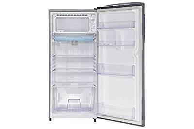 Samsung RR19J2414SA/TL Direct-cool Single-door Refrigerator (192 Ltrs, 5 Star Rating, Metal Graphite)