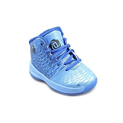 Buy Adidas Derrick Rose Infants 3.5 Shoes by adidas