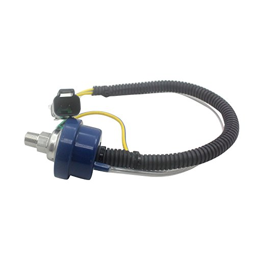 SINOCMP Air Cleaner Sensor Excavator Pressure Sensor 7861-93-1420 for Komatsu Air Filter Clogging PC270-7