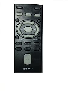 new sony replaced remote rm x151 rm x151 rmx151 sub rm x153 rm x154 fit for