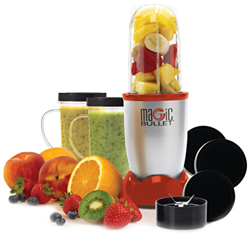 Great Features Of Magic Bullet Blender, Small, Red