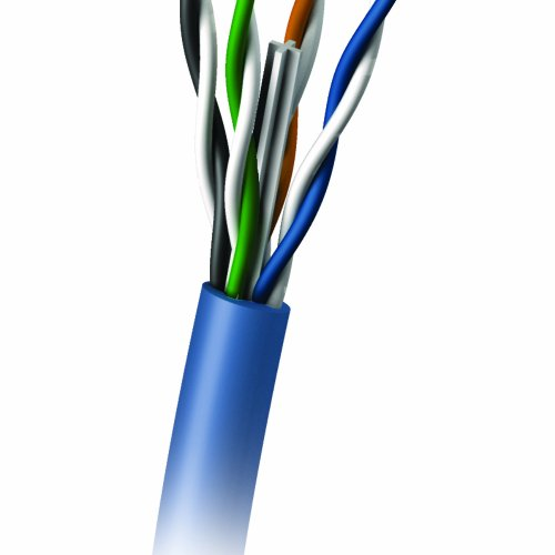 Cables To Go 305m CAT6 Solid 550MHZ UTP PVC Blue