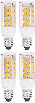 4-Pk. 2Tech E12 3.5W Candelabra LED Light Bulbs