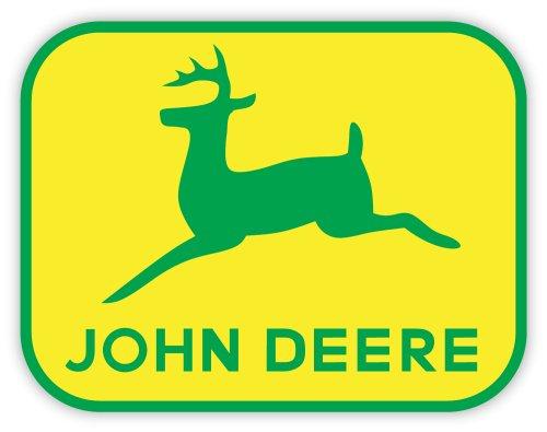 "John Deere sticker decal 5"" x 4"""