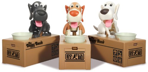The Hungry Hounds money box