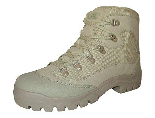 Garmont T6 Bifida Regular Tactical Mens Hiking Boot, Desert Sand (9.5 D(M))