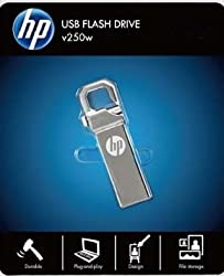 HP 64GB 250 Pen Drive