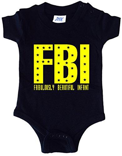 body-tutina-pagliaccetto-bimbo-neonato-x-files-fbi-6-mesi