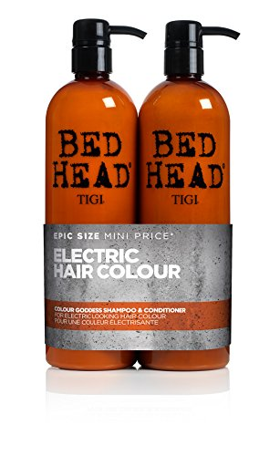 tigi-bed-head-electric-hair-colour-goddess-oil-infused-champu-acondicionador-1-pack
