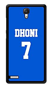 """Humor Gang Indian Captain Printed Designer Mobile Back Cover For """"Xiaomi Redmi Note - Xiaomi Redmi Note 4G"""" (3D, Glossy, Premium Quality Snap On Case)"""
