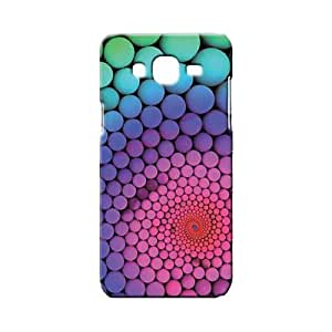 BLUEDIO Designer 3D Printed Back case cover for Samsung Galaxy J2 - G6400