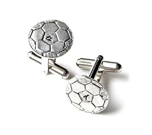 Customizable Soccer Cufflinks