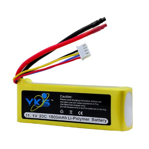 1800mah 20c 11.1v Lipo Rc Battery