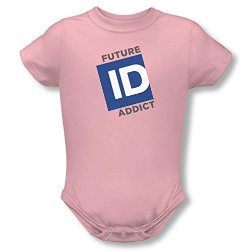 Id Baby Future Id Addict Crawler Light Pink 12 Months