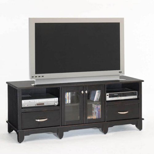 Cheap Home Styles Manhattan TV Stand Ebony (B000M5I65O)